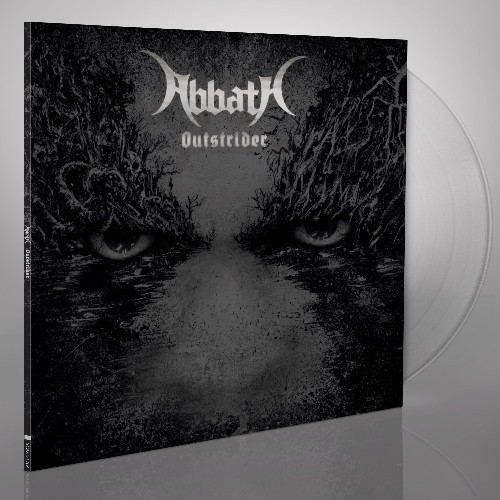 Abbath - Outstrider, Gatefold, Limited Clear Vinyl, 1000 Copies