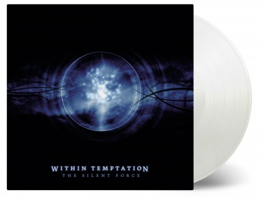 Within Temptation - The Silent Force, Limited Crystal Clear Vinyl, 5000 Copies