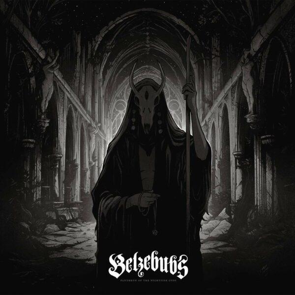 Belzebubs - Pantheon Of The Nightside Gods, Gatefold, LP