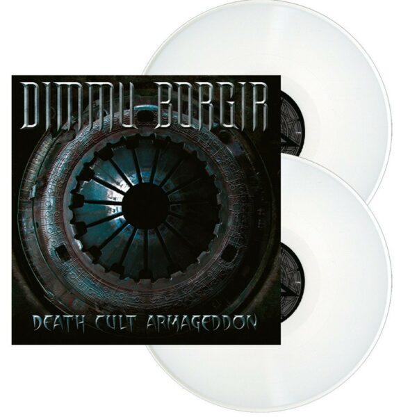 Dimmu Borgir - Death Cult Armageddon, 2LP, Gatefold, Limited White Vinyl, 300 Copies