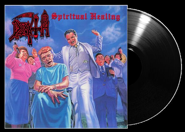 Death - Spiritual Healing, LP