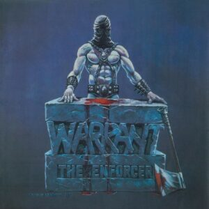 Warrant - The Enforcer, 180gr, LP