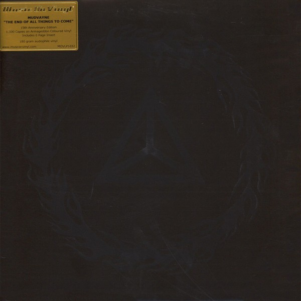 Mudvayne - The End Of All Things To Come, 2LP, Gatefold, Ltd Coloured vinyl, 1500 Copies
