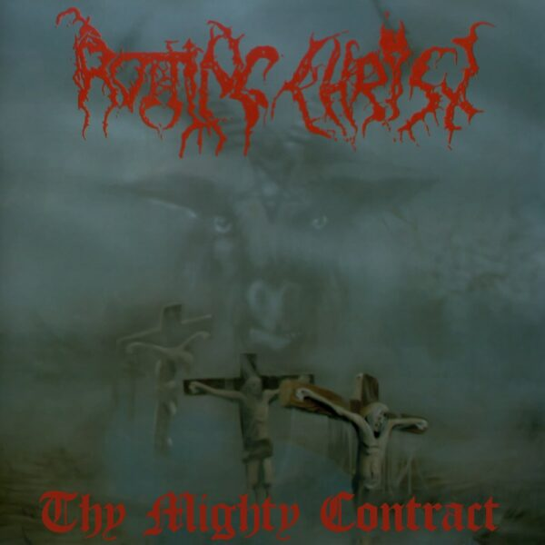 Rotting Christ - Thy Mighty Contract, LP