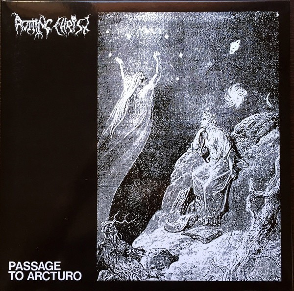 Rotting Christ - Passage To Arcturo, LP