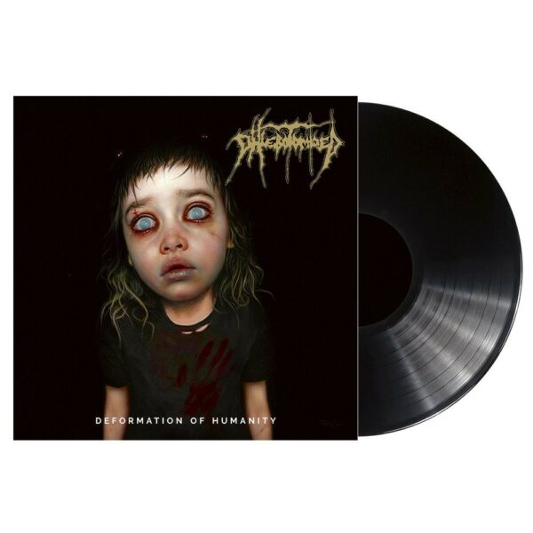 Phlebotomized - Deformation Of Humanity, LP