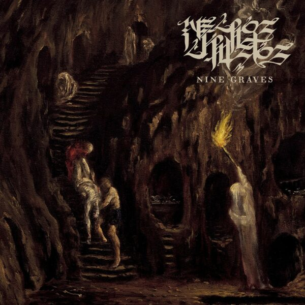 Necros Christos - Nine Graves, LP