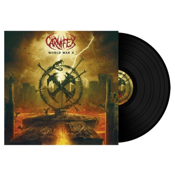 Carnifex - World War X, LP