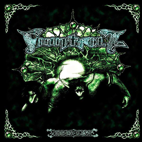 Finntroll - Visor Om Slutet, Limited Transparent Green Vinyl, 200 Copies