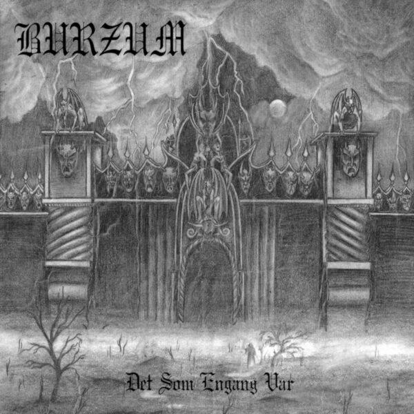 Burzum - Det Som Engang Var, Gatefold, LP