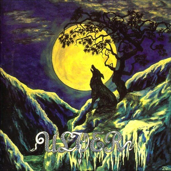 Ulver - Nattens Madrigal, Gatefold, LP