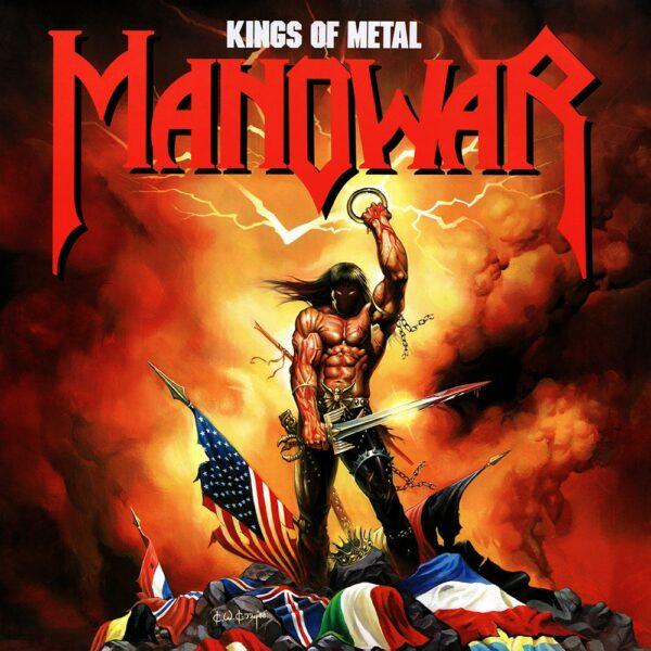 Manowar - Kings Of Metal, LP