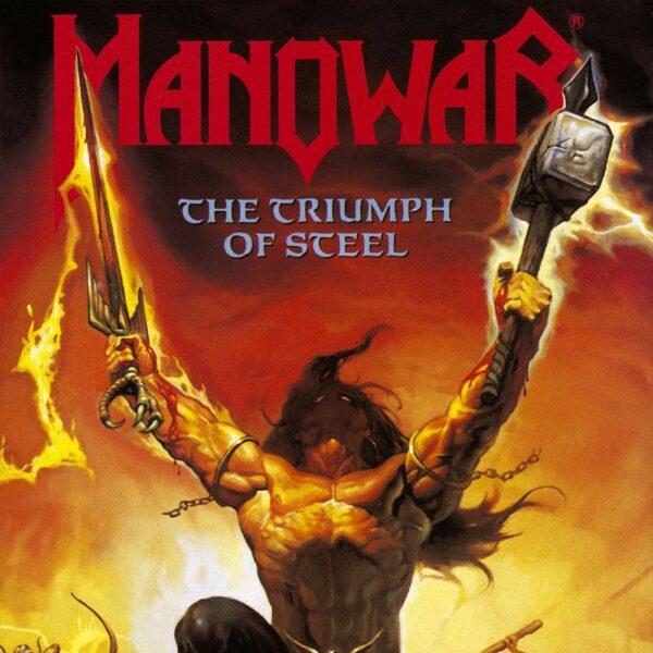 Manowar - Triumph Of Steel, 2LP, Gatefold