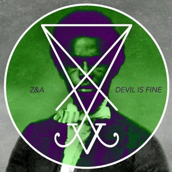Zeal & Ardor - Devil Is Fine, Ltd Green Vinyl, LP