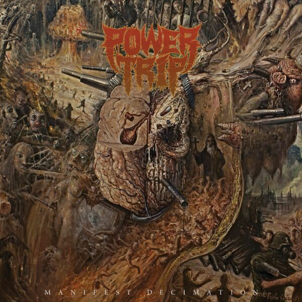 Power Trip - Manifest Decimation, LP
