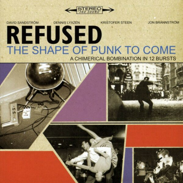 Refused - The Shape Of Punk To Come, 2LP, Gatefold