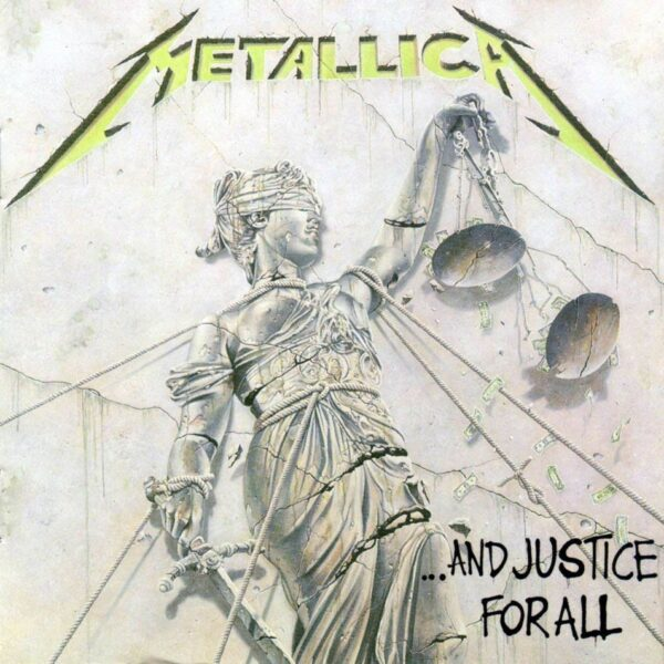 Metallica - And Justice For All, 2LP