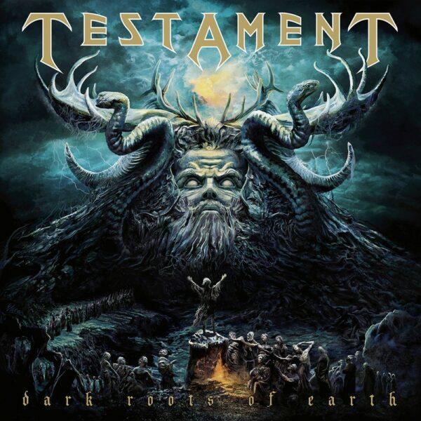 Testament - Dark Roots Of The Earth, 2LP, Gatefold