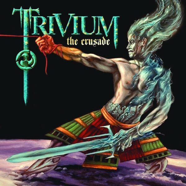 Trivium - The Crusade, 2LP, Gatefold, 180gr 1