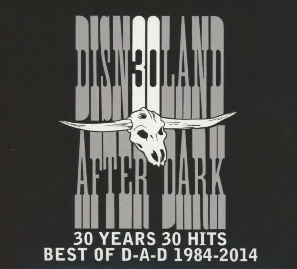 D-A-D - 30 Years, 30 Hits, 3LP, Triple Gatefold