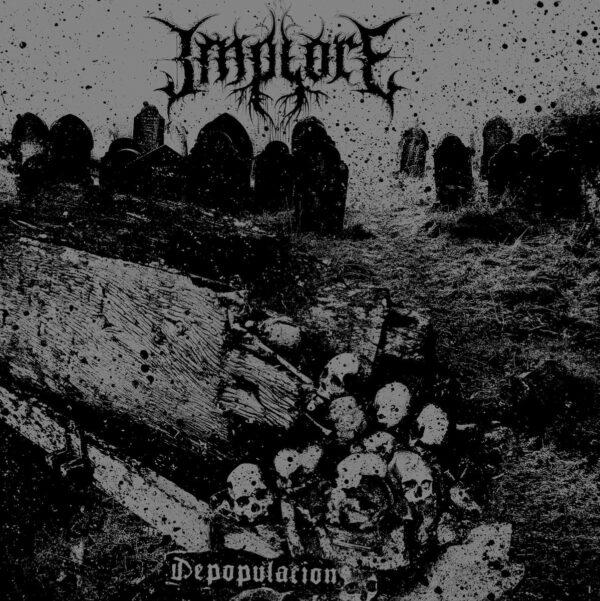 Implore - Depopulation, LP