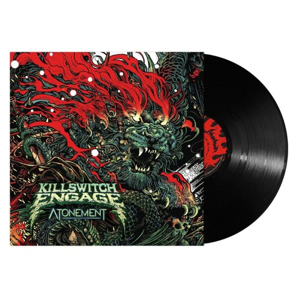 Killswitch Engage - Atonement, Gatefold, LP