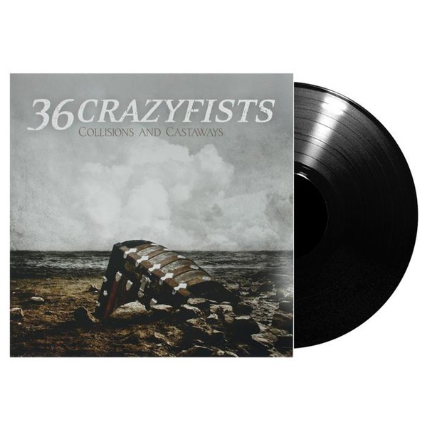 36 Crazyfists - Collisions And Castaways, LP