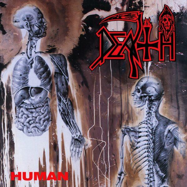 Death - Human, LP