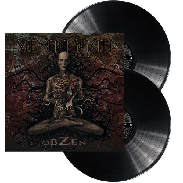 Meshuggah - Obzen, 2LP, Gatefold