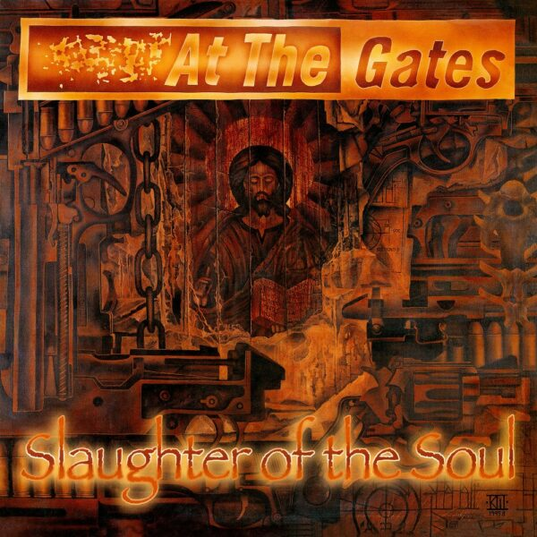 At The Gates - Slaughter Of The Soul, LP