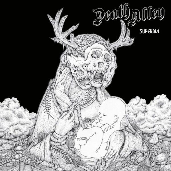 Death Alley - Superbia, 2LP, Gatefold, Limited Red Vinyl