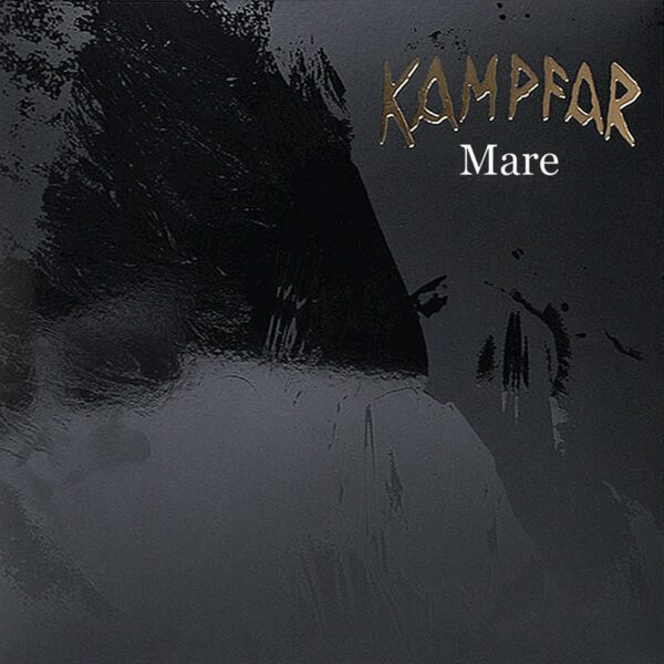 Kampfar - Mare, Gatefold, Limited 300 copies, Hotfoil Stamping, UV Spot Varnish