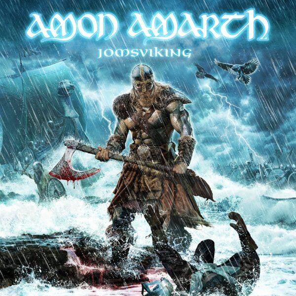 Amon Amarth - Jomsviking, 180gr, LP