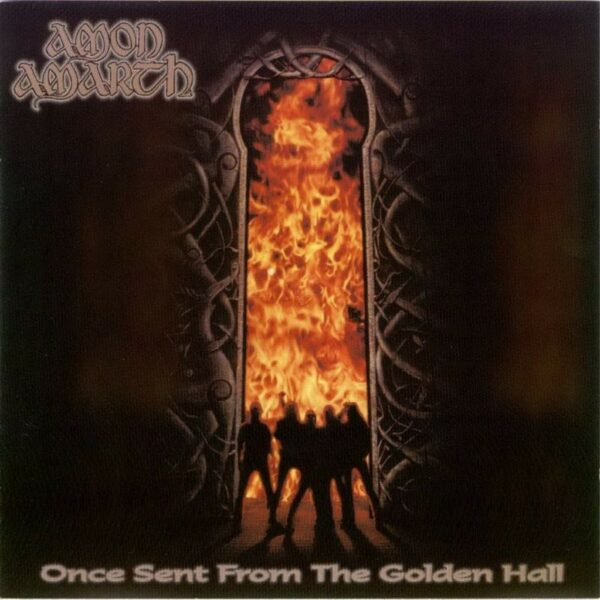 Amon Amarth - Once Sent From The Golden Hall, 180gr, LP