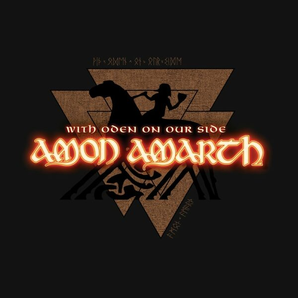 Amon Amarth - With Oden On Our Side, 180gr, LP