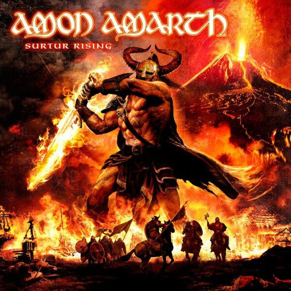 Amon Amarth - Surtur Rising, 180gr, LP