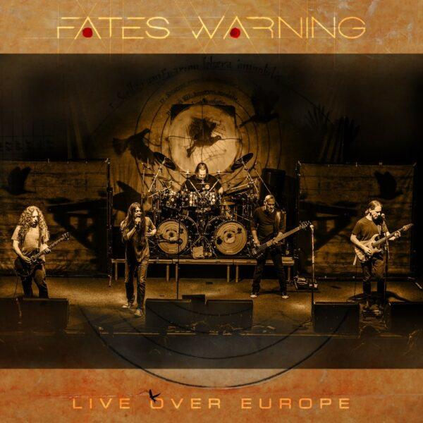 Fates Warning - Live Over Europe, 3LP, Gatefold