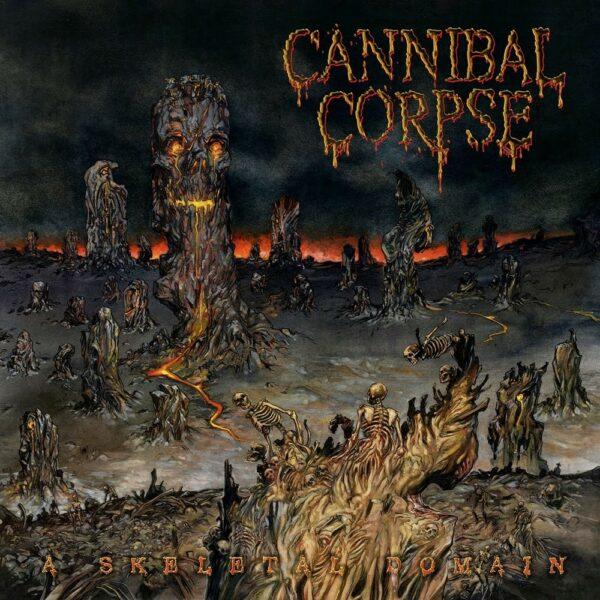 Cannibal Corpse - A Skeletal Domain, Gatefold, 180gr, LP
