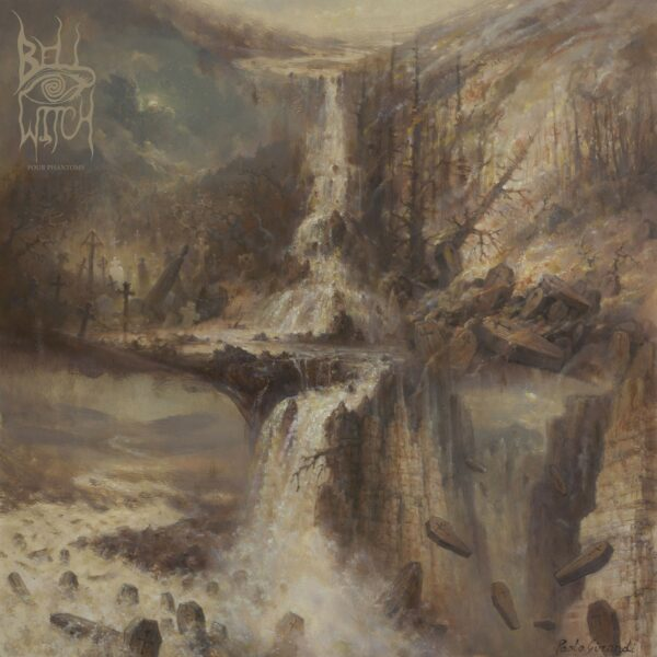 Bell Witch - Four Phantoms, 2LP, Gatefold, Limited Cream Coloured Vinyl
