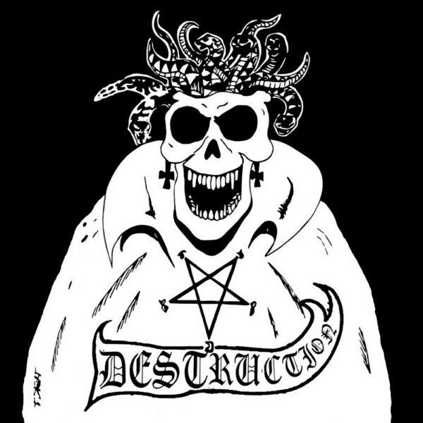 Destruction - Beastial Invasion Of Hell, Gatefold, LP