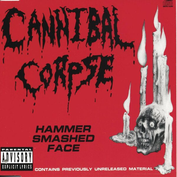 Cannibal Corpse - Hammer Smashed Face, 180gr, LP