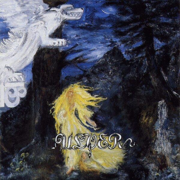 Ulver - Kveldsanger, Gatefold, Limited Red Vinyl