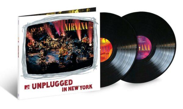 Nirvana - MTV Unplugged in New York, 2LP, Gatefold, 25th Anniversary