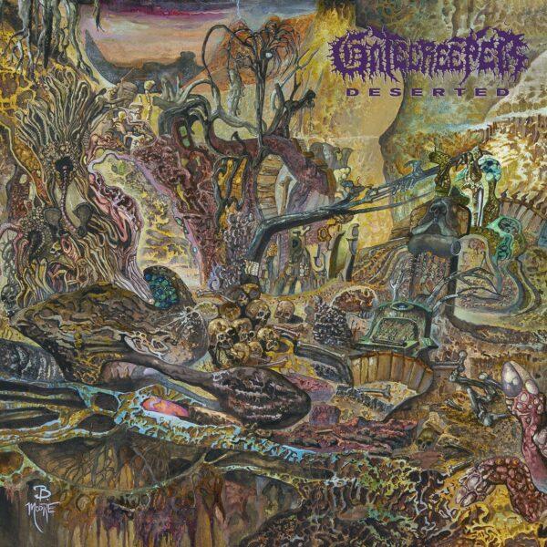 Gatecreeper - Deserted, LP