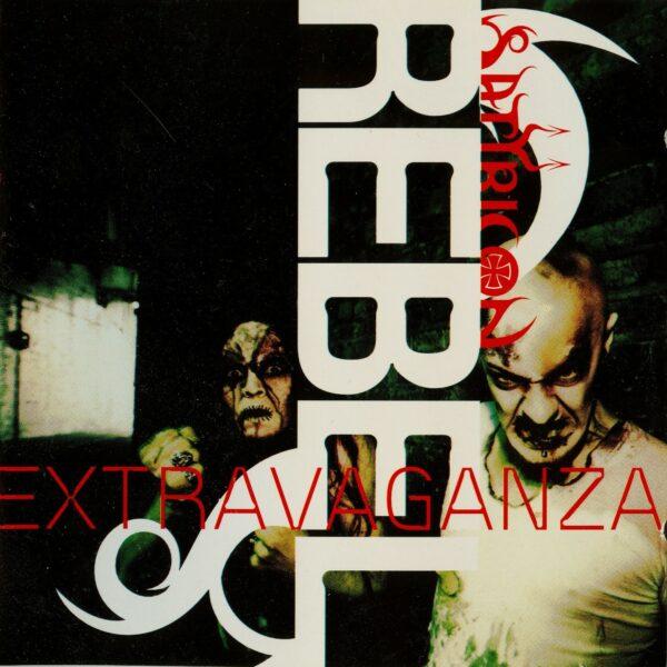 Satyricon - Rebel Extravaganza, 2LP, Gatefold, Reissue