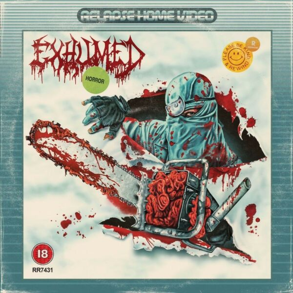 Exhumed - Horror, LP