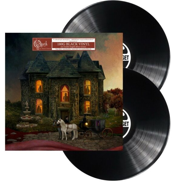 Opeth - In Cauda Venenum, 2LP, Gatefold, 180gr, Booklet, English Version