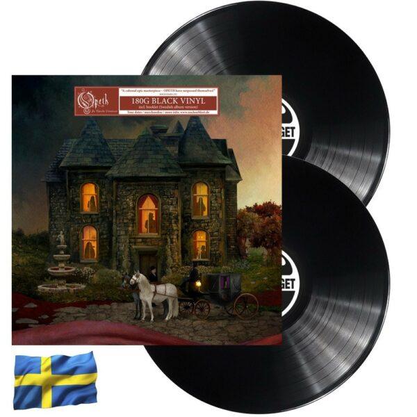 Opeth - In Cauda Venenum, 2LP, Gatefold, 180gr, Booklet, Swedish Version