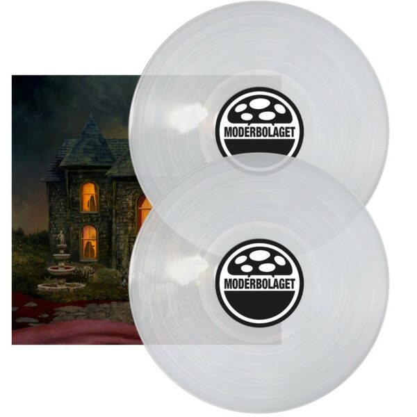 Opeth - In Cauda Venenum, 2LP, Gatefold, Booklet, Limited Clear Vinyl, 300 Copies,