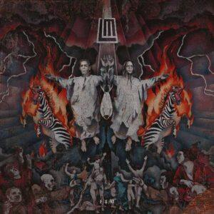 Lindemann - F & M, 2LP, Gatefold, Heavyweight, Booklet